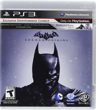 Batman: Arkham Origins PS3 New PlayStation 3, Playstation 3