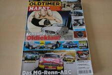 3) Oldtimer Markt 01/2017 - Volvo 940 GL mit 131PS b - Opel Super 6 mit 55PS Re
