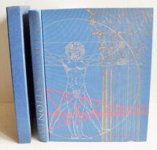 CIVILISATION Folio Society 1999 Kenneth Clark slipcase illustrated