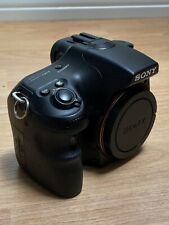 Sony Alpha SLT-A65 24.3MP Digital SLR Camera - Black (Kit w/ DT SAM 18-55mm...