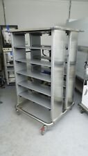 Innovive Ivc Rat Double 6 Row 2 Column 24 Cage Rodent Housing Rack System
