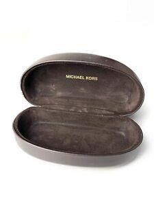 MICHAEL KORS Sunglasses Glasses Hard Case Clamshell Black
