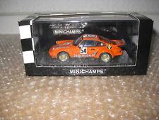 Minichamps 1:43 Porsche Carrera RSR ADAC 1000KM Nr.430756954 /Q1039