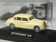 Wiking werbemodell mercedes 300 Adenauer crema veterama 1996 en OVP