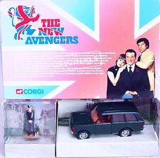"""Corgi Toys 1:36 """"THE NEW AVENGERS"""" RANGE ROVER TV Movie Model Car #57604 MIB`00!"""
