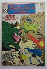 Detective Comics #295 Sept 1961 Batman Robin Aquaman John Jones Manhunter Mars