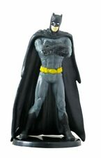 "T18 DC Comics 2 Superman & 3 Batman 3"" Figure Cake Toppers"