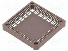 PLCC-68SMD Socket: PLCC - PIN:68 - phosphor bronze - tinned - 1A