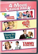 4-Movie Laugh Pack: If a Man Answers / That Funny Feeling / Tammy Tell Me Tru...