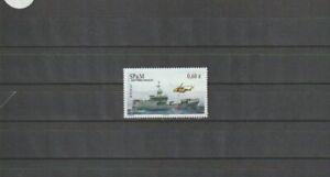 St. Pierre et Miquelon 2011 SG1137 1v ex sheet NHM Rescue Ship-Le Fulmar P740 Na