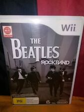 The Beatles: Rockband - Wii Edition PAL - Includes Manual