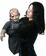 Halloween ZOMBIE BABY ZACK PUPPET LATEX DELUXE Prop Haunted House NEW