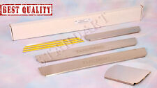 Hyundai Tucson 2004-2008 Stainless Steel Door Sill Guard Covers Scuff Protectors