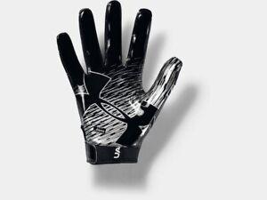 Under Armour Men's UA F7 Football Gloves 1351541