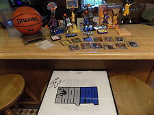 Shaq-tacular! HoF Shaquille O'Neal Autograph Ball & Shirt, RC's,Action Figures