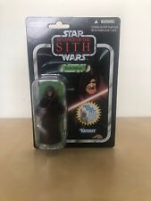 Star Wars Revenge Of The Sith Darth Sidious VC12