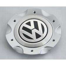 Original VW T5 / Touareg Nabenkappe Radabdeckung Leichtmetall Felge silber OEM