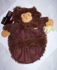 NWT Plush Monkey Dog Costume Size XS Extra Small Halloween