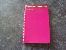 livre érotique  DEVERGONDAGES  - Jean SPADDY