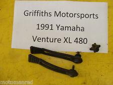 91 92 93 YAMAHA Venture XL VT480XL 88T hood latch wing nut bolt straps phazer