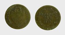 s529_88)  Swiss Cantons   TICINO 3 Soldi 1813
