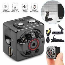 1080P HD Mini Hidden SPY Camera Motion Detection Video Recorder Nanny Cam 16g SD