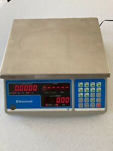 Brecknell Coin Counting Scales Model B140