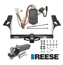 """Reese Trailer Hitch For 10-19 Subaru Outback Wagon Except Sport Wiring & 2"""" Ball"""