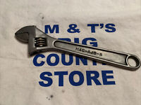 """Mac Tools USA 8"""" Adjustable Wrench Forged Alloy Steel AJB-8"""