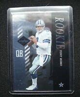 RARE 2003 Leaf Limited Tony Romo Rookie Card 408/750