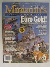 Military Miniatures in Review Magazine No 36 LOOK at The M4a2 Russkie Style