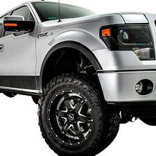 For Ford F-250 Super Duty 99-10 ICI Rocker Armor A-Fit Black Rocker Panel Covers