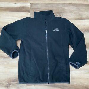 The North Face Black Fleece Full Zip Jacket Boys4538 XL Youth