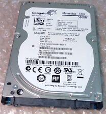 """500GB SEAGATE ST500LT012 hard disc drive 7mm SATA 2.5"""""""