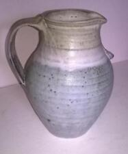 Unmarked Stoneware Studio Pottery