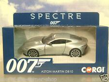 GREAT CORGI CLASSICS 1/36 JAMES BOND 007 ASTON MARTIN DB10 FROM SPECTRE CC08001