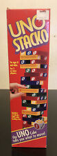 Uno Stacko game By Mattel