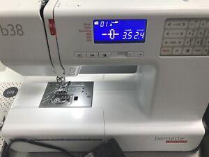 Bernette B 38 Sewing Machine - Electronic