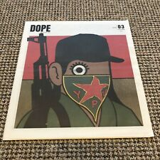 DOPE Magazine PAUL INSECT Covers Art Print Dface Eine Price