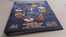 STARTER PACK DELUXE ADRENALYN XL EURO 2016 FRANCE PANINI HARD COVER