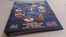 STARTER PACK DELUXE ADRENALYN XL EURO 2016 FRANCE PANINI HARD COVER