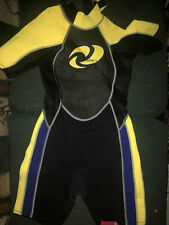 New listing 2 Rip Curl Size 8 And 2 The Realm Youth Size 10 & 12 Shorty Wetsuits Neoprene