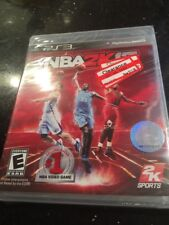 NBA 2K13 (Sony PlayStation 3, 2012) PS3 Black Label Brand New Factory Sealed