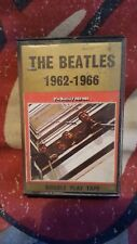 The Beatles 1962 - 1966 Double Play Cassette Tape