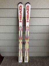 Head Supershape Team Jr Skis 127 cm **BRAND NEW** FLATS (Skis Only, No Bindings)