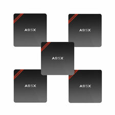 lot5 x NEXBOX A95X Android 6.0 S905X Quad Core Smart TV Box 4K player WIFI 1+8G
