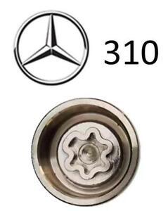 MERCEDES Wheel Locking Nut Key Code 310