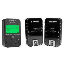 Yongnuo YN-622C-TX+YN622C 1/8000 E-TTL Funkauslöser Auslöser für Canon