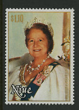 Niue  1980   Scott #   291     Mint Never Hinged Set