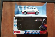 FIAT 500 ABARTH RALLY R3T 1/43  by MONDO   FREE POSTING
